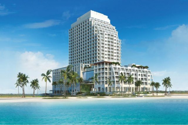Conrad Hilton Oceanfront Condos from $500s!