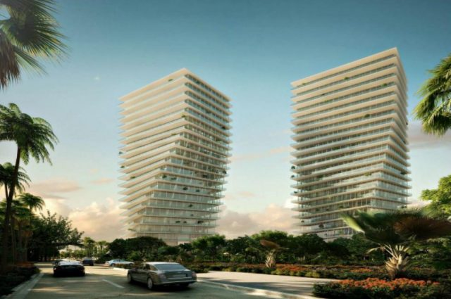 Coconut Grove's Twisting Glass Towers!
