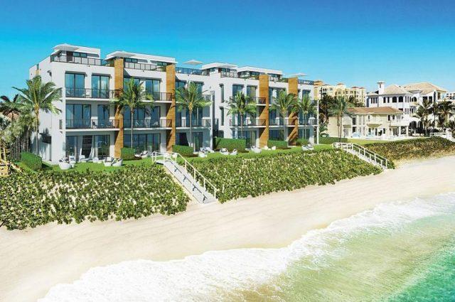 Oceanfront Near Palm Beach!