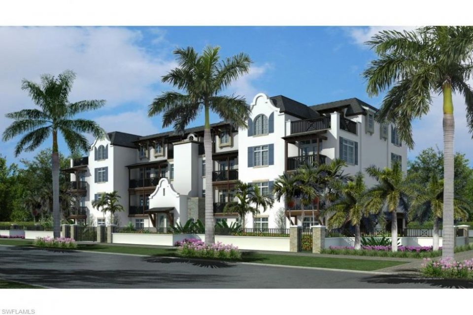 Olde Naples Midrise Luxury Condo's – Walk to Beach!