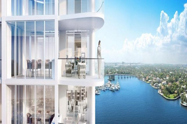 Beautiful Intracoastal Views – Under Construction!