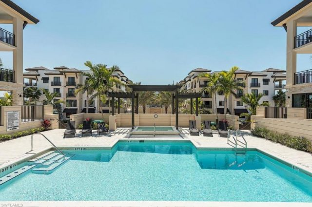 Naples Square Luxury Midrise Condo's! From $650K