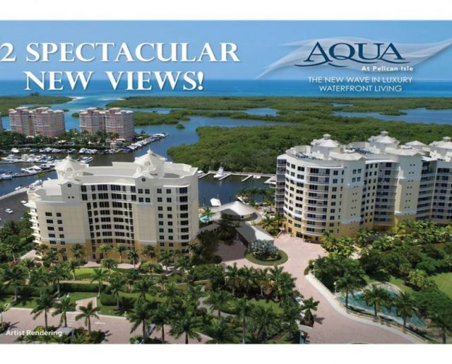 Aqua at Pelican Isle, A Yachting Community