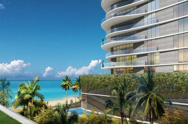 New Condos Directly On The Beach!