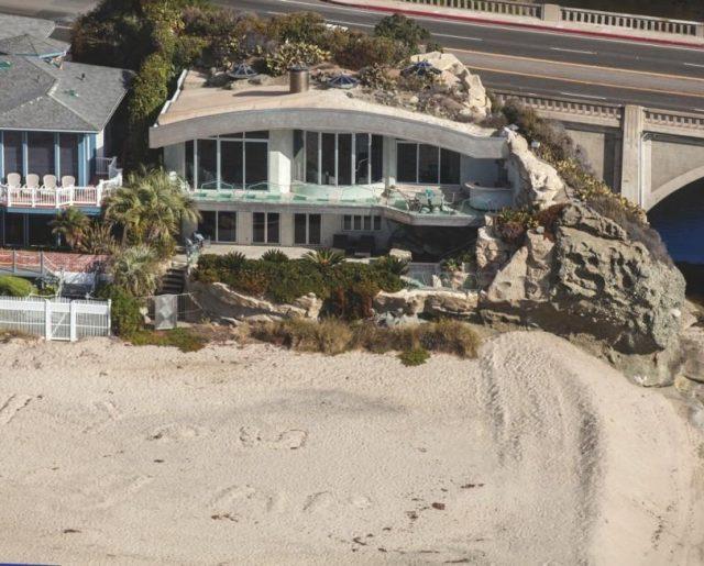 Laguna Beach Rock House!