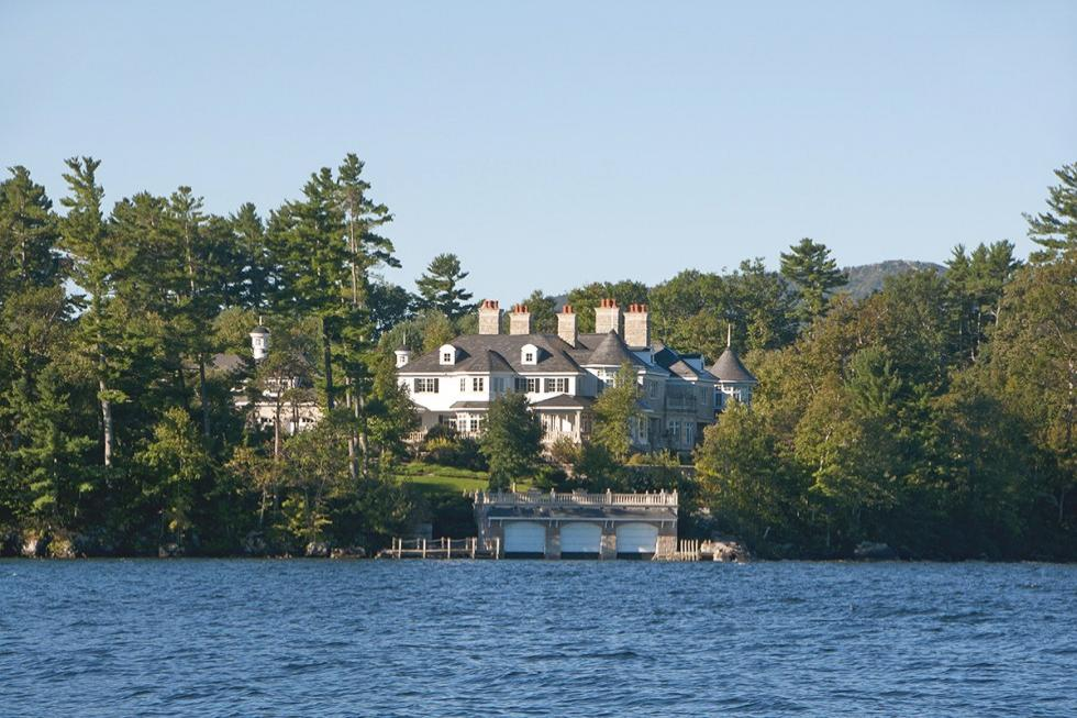 New Hampshire's Lake Winnipesaukee!   Top Ten Real Estate Deals