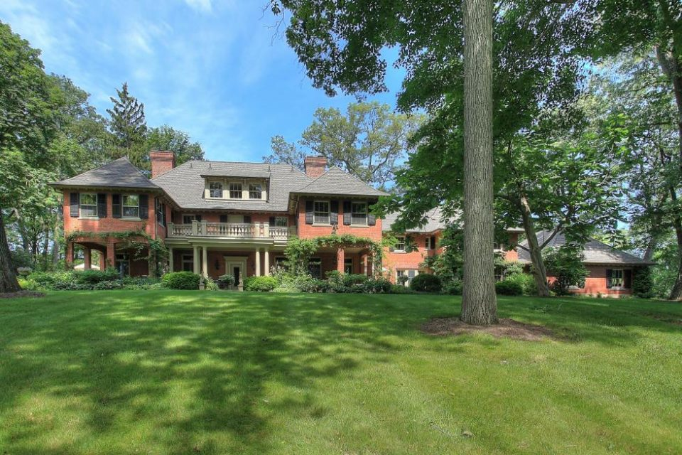 Tommy Dorsey's New Jersey Mansion!