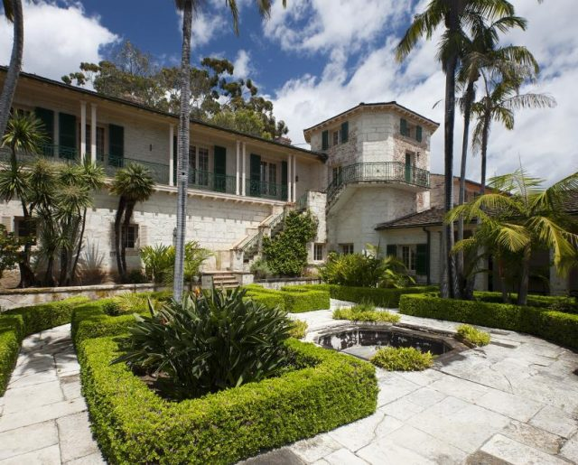 $125 Million Historic Montecito Estate!