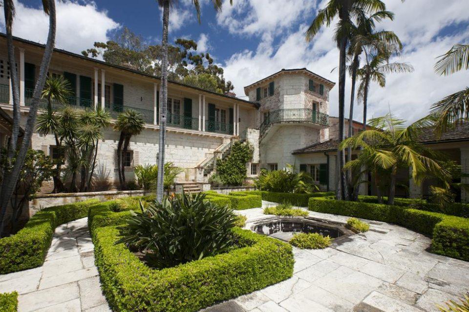$125 Million Historic Montecito Estate!