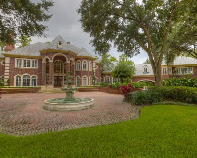 Tampa Country Club Mansion Auction!