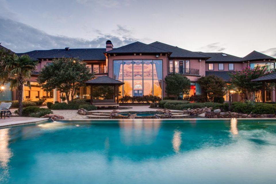 Prime Time Deion's Dallas Mansion!