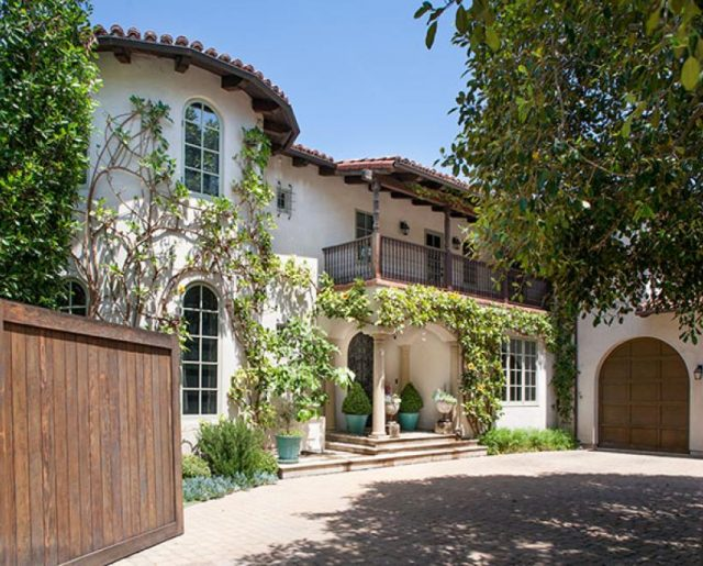 Reese Witherspoon's Spanish Estate!