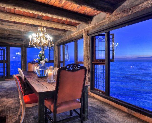 Historic Laguna Castle by the Sea