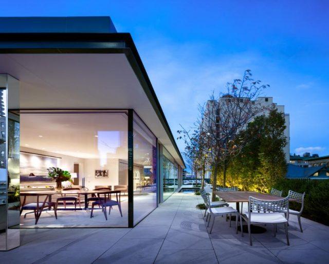 New York Glass Penthouse!