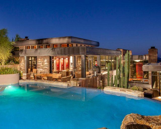 Phoenix Mountainside Mansion Auction!