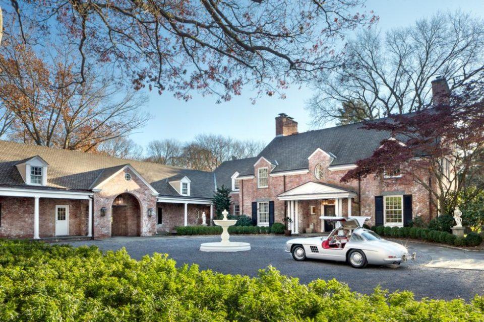 Marc Anthony's Long Island Estate!