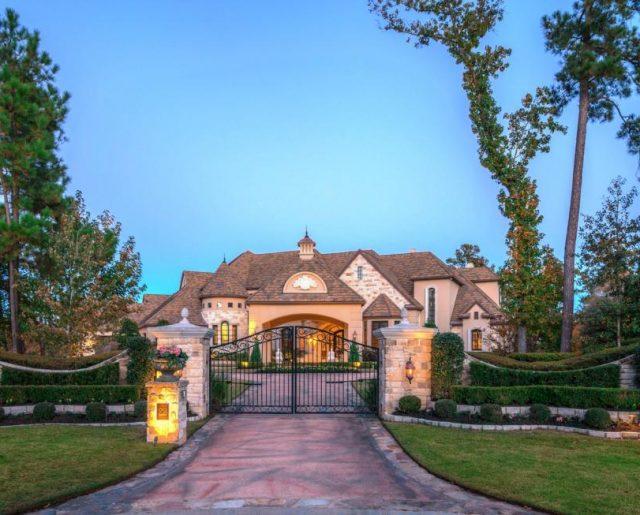 Houston Golf Mansion Auction!