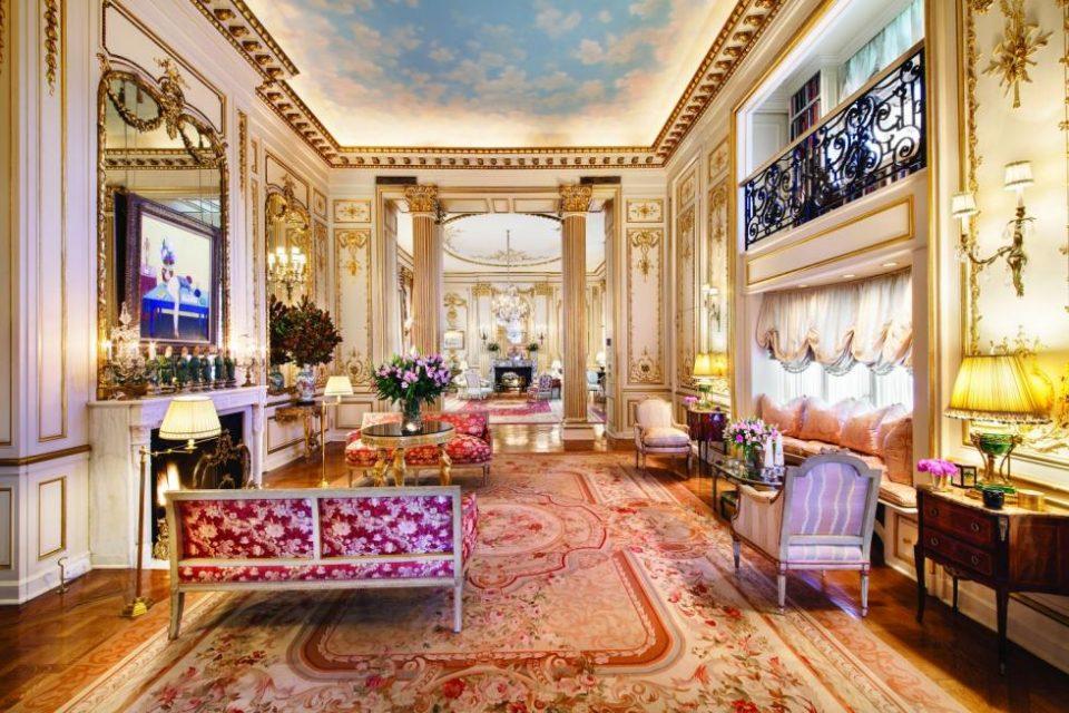 Joan Rivers' Manhattan Penthouse!