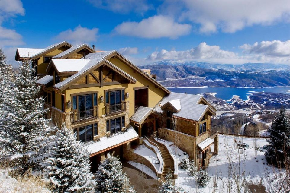 Deer Valley Ski Home of the Year!