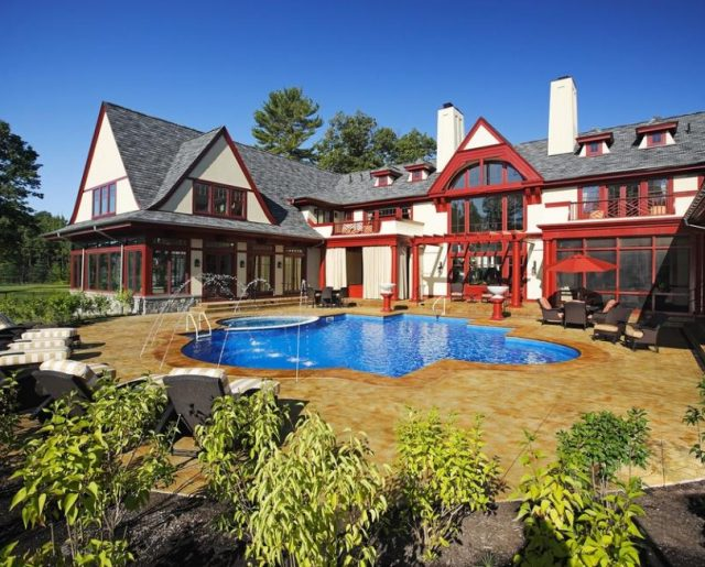 Saratoga Springs Mansion Auction!