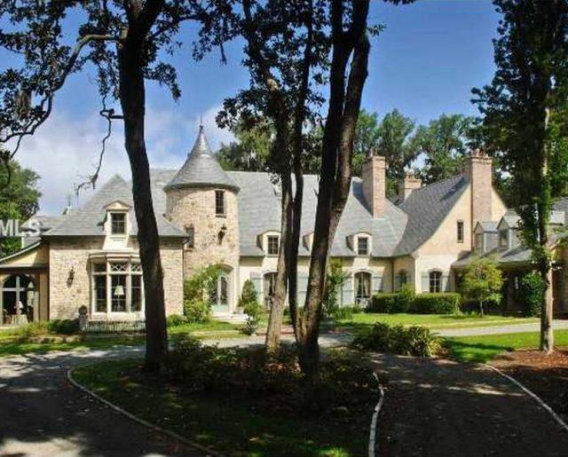 Old World South Carolina Mansion!