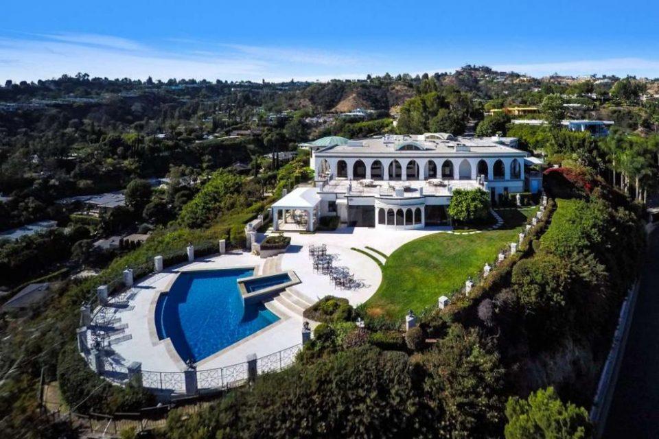 The Danny Thomas Mansion!