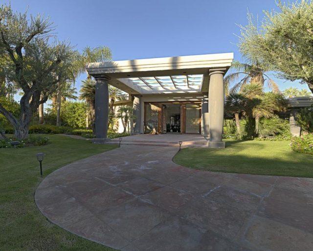 The Bing Crosby Home!