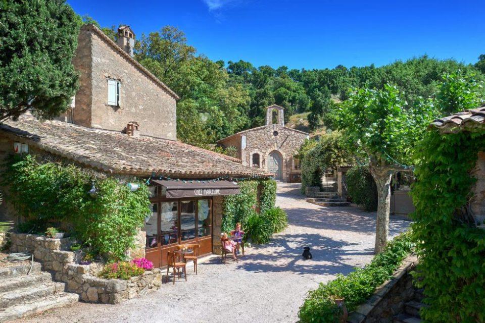 Johnny Depp's French Village!