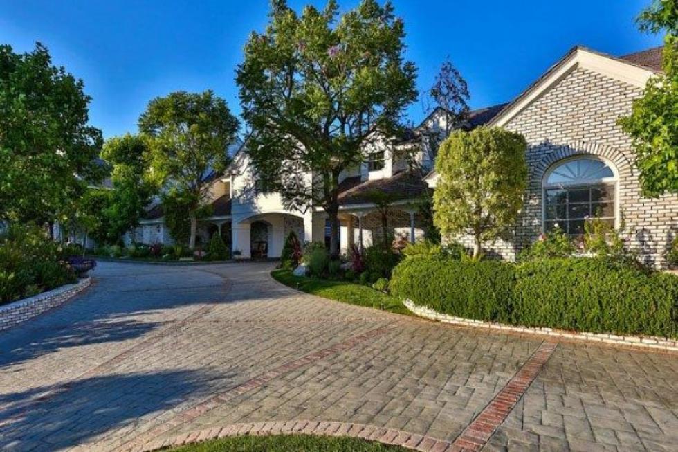 Jennifer Lopez S Hidden Hills Mansion Top Ten Real Estate Deals