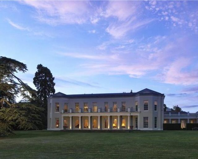 Her Majesty's Polo Estate For Sale!