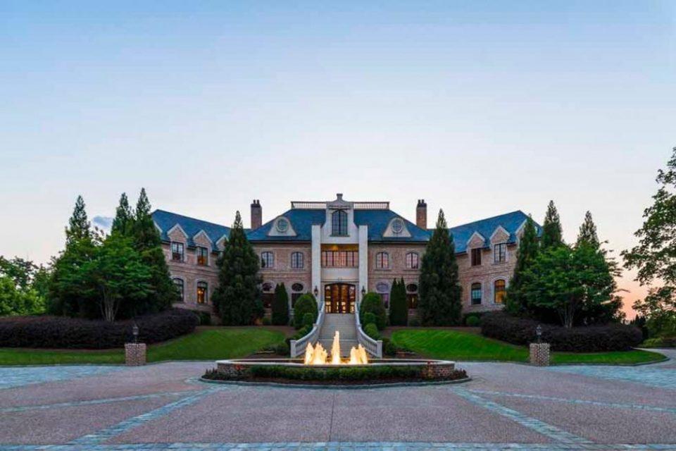 Tyler Perry's Mansion Sets Atlanta Record!