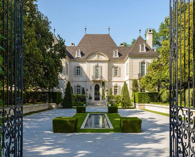 1930's Dallas Mansion Built for Italian Count!