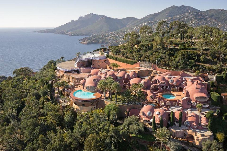Pierre Cardin's Bubble Palace Is Europe's Most Expensive Home!