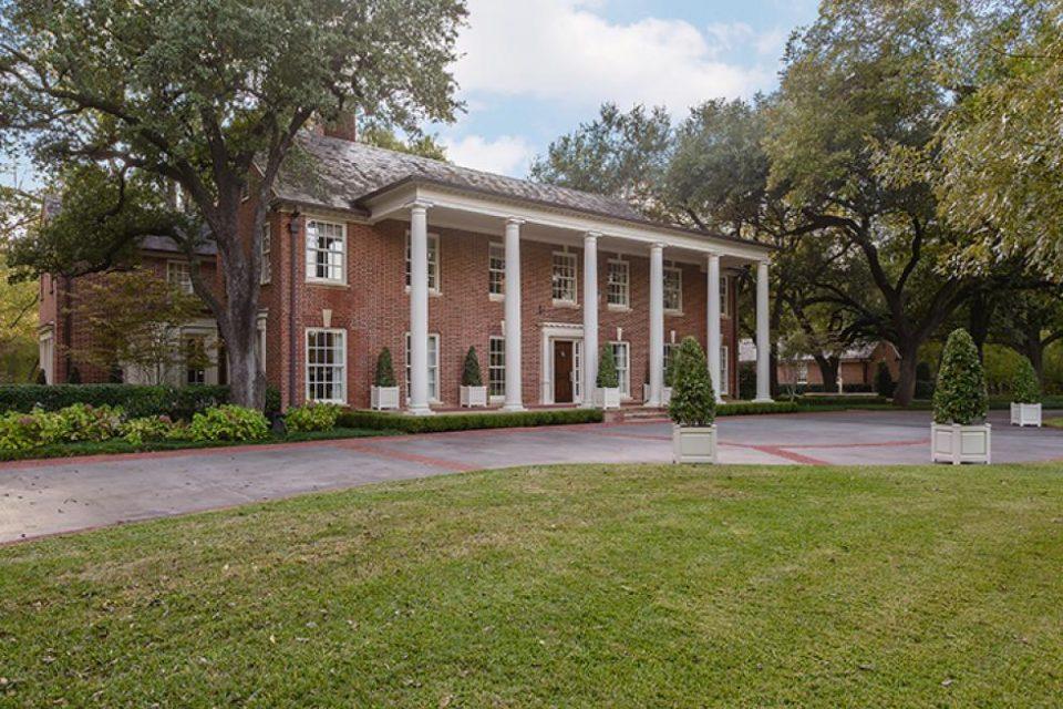 The Dallas TV Show Mansion!