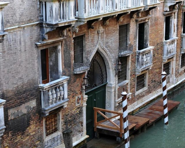 Venice, Italy 15th Century Canal Front Contemporary!
