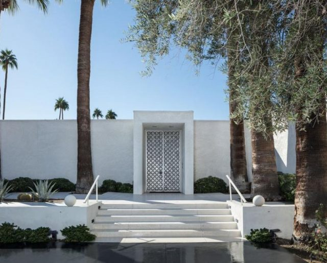 Factor Palm Springs Home!