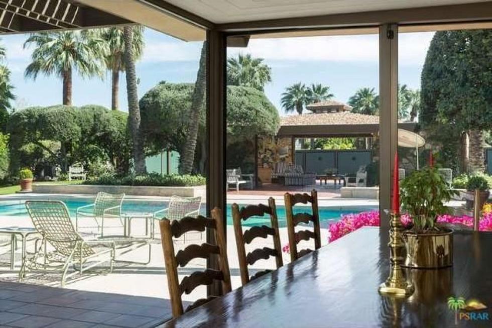 Kirk Douglas Palm Springs Home Top Ten Real Estate Deals