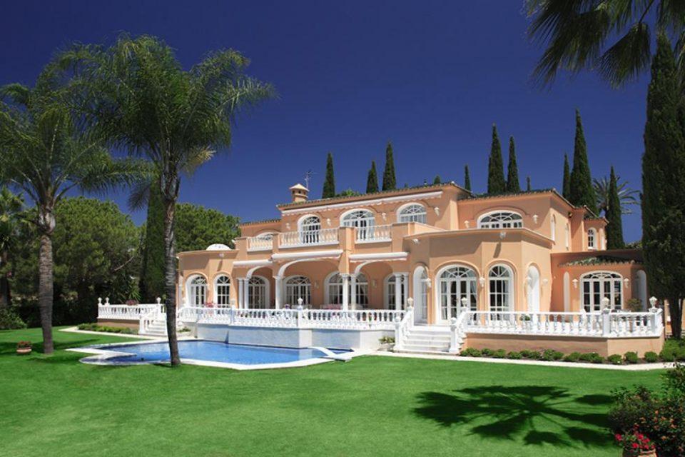 Prince's Spanish Wedding Home!