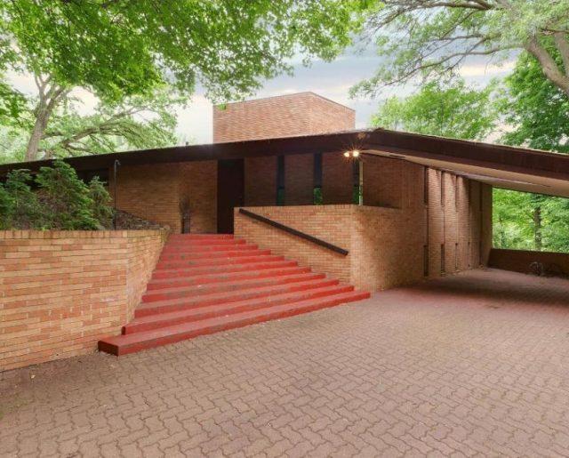 Wright Home Includes Original Furniture!