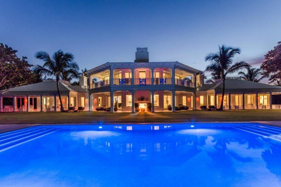 Celine's Florida Waterpark Home Sold!