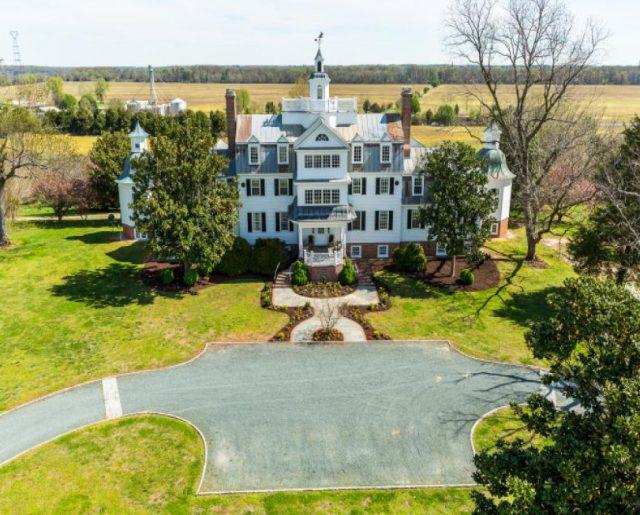 Three Historic Virginia Farm Auctions!
