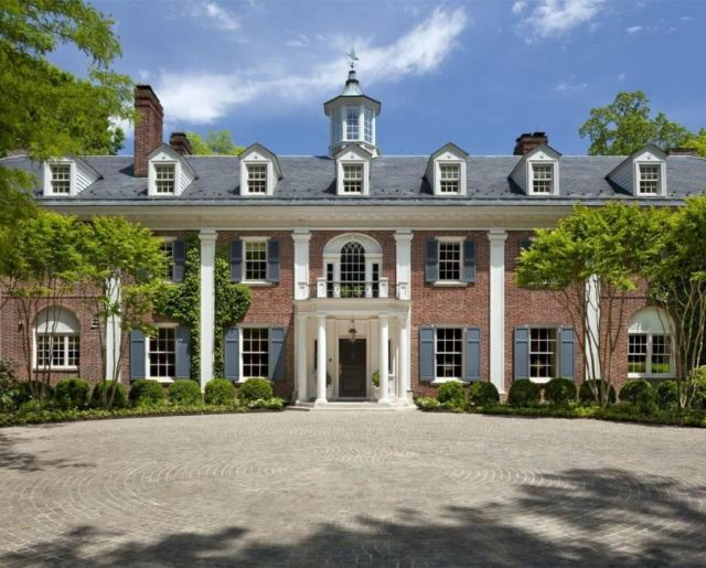 Jackie Kennedy's Childhood Home!