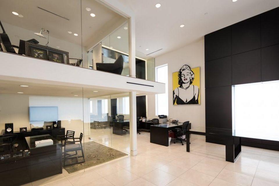 Movie Studio Office & Residence!
