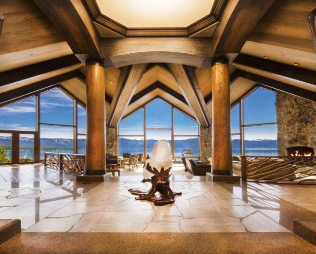 $75 Million Lake Tahoe Estate!