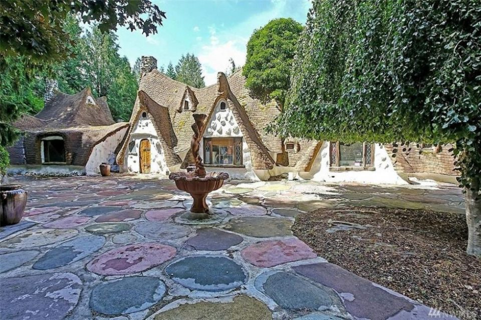Snow White's Cottage For Sale!