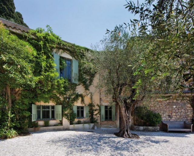 Picasso's French Riviera Home!
