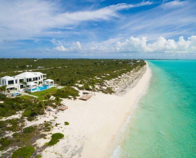 A Beach House for the Holidays!