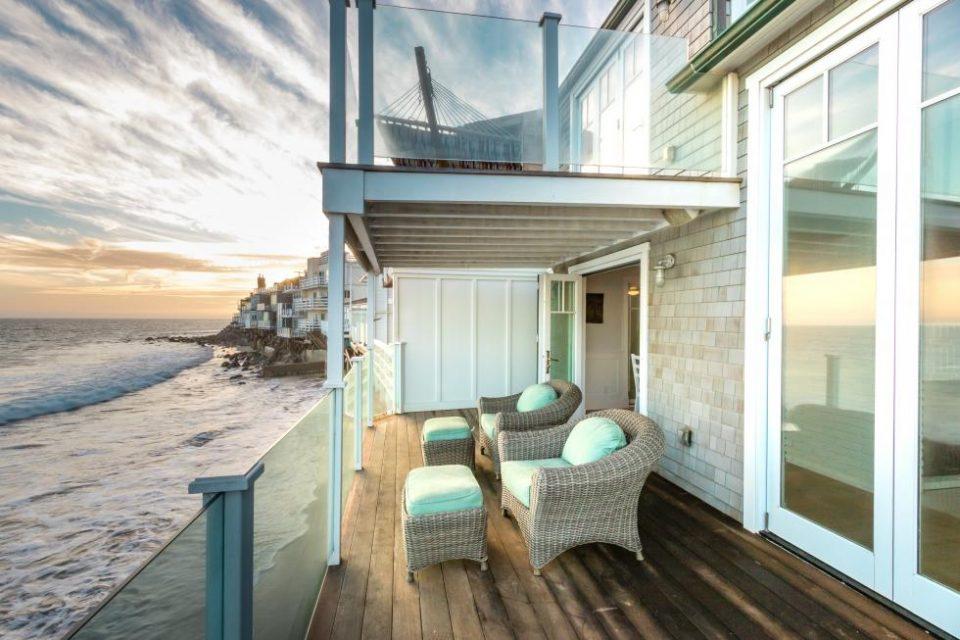 Judy Garland's Malibu Beach House!