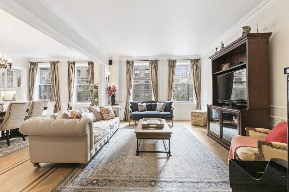New York's Streisand Movie Set Apartment!