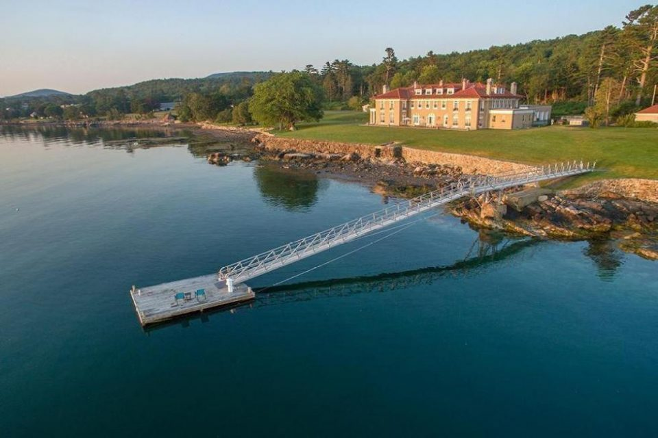 Maine's Last Gilded Age Mansions!